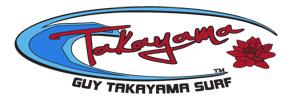 Guy Takiyama Surfboards